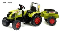 Falk Claas Arion 540 + Trailer