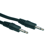 Valueline Audio Cable 3.5mm male - 3.5mm male 1.5m (CABLE-408)