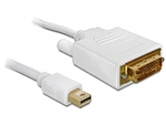DeLock Cable DVI-I male - mini Displayport male 1m (82641)