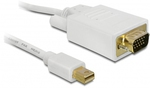 DeLock Cable mini DisplayPort male - VGA male 2m (82921)