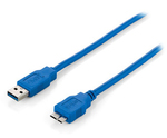 Equip USB 3.0 Cable USB-A male - USB-A male 1.8m (128295)