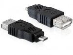 DeLock micro USB-B male - USB-A female (65325)