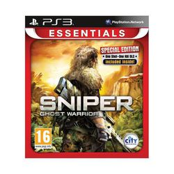 Sniper: Ghost Warrior Special Edition (Essentials) PS3