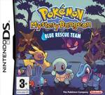 Pokemon Mystery Dungeon Blue Rescue Team DS