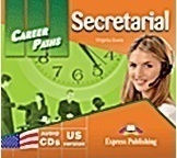 Career Paths: Secretarial: Audio CDs (set of 2)