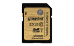 Kingston Ultimate SDHC 32GB U1