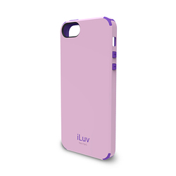 iLuv Regatta Dual Layer Pink (iPhone 5/5s/SE)