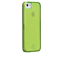 Case-Mate rPET Cases Chartreuse Green (iPhone 5/5s/SE)