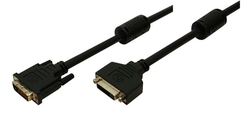 LogiLink DVI Cable DVI-D male - DVI-D female 10m (CD0006)