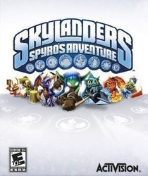 Skylanders Pvp Sewer Cover Exclusive PS3