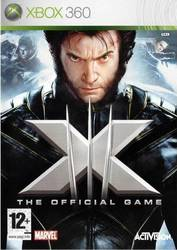 X-men The Official Game XBOX 360