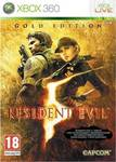 Resident Evil 5 Gold Edition XBOX 360
