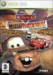 Cars Mater-national Championship XBOX 360