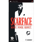 Scarface Money. Power. Respect. PSP