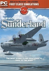 Sunderland Flying Boat PC
