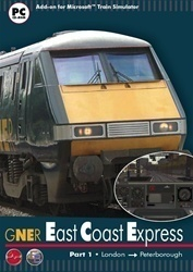 East Coast Express Part 1 London To Peterborough PC