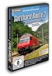 Gotthard Route Vol 2 PC