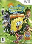 Spongebob Squarepants Globs Of Doom WII