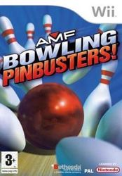 Amf Bowling Pinbusters! WII