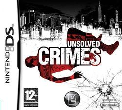 Unsolved Crimes DS