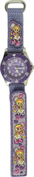 Jacques Farel Purple Girls Watch KWD5516