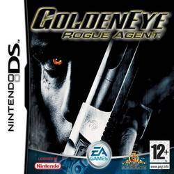 Golden Eye Rogue Agent DS