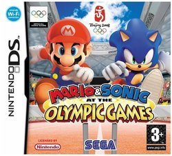 Mario And Sonic At The Beijing 2008 Olympic Games DS