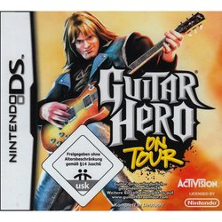 Guitar Hero On Tour Game Only DS