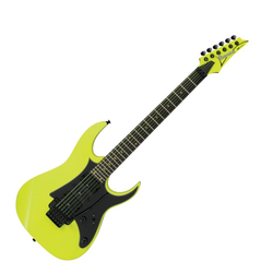 Ibanez limited edition RG2XXV Fluorescent Yellow