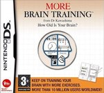Dr Kawashima's Brain Training More Brain Training DS