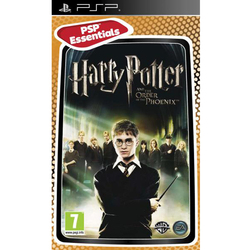 Harry Potter And The Order Of The Phoenix Essentials PSP