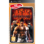 Tekken 6 Essentials PSP