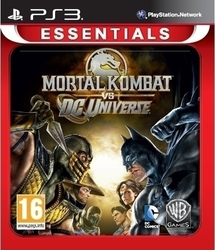 Mortal Kombat Vs Dc Universe Essential PS3