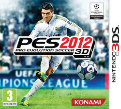 Pro Evolution Soccer 2012 3DS