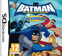 Batman: The Brave and the Bold - The Videogame DS