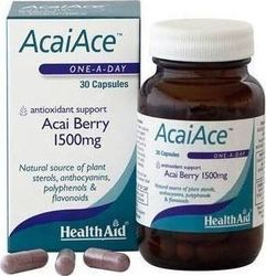 Health Aid Acai Ace 1500mg 30 κάψουλες