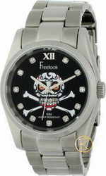 Freelook Men's Viceroy Skull Black Dial HA5304-1C