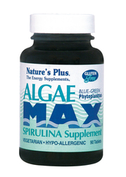 Nature's Plus Algae Max 500mg 90 ταμπλέτες