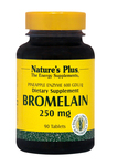 Nature's Plus Bromelain 250mg 90 ταμπλέτες