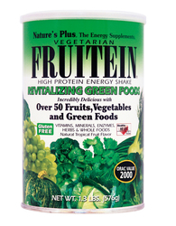 Nature's Plus Fruitein Green 576gr