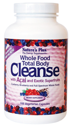 Nature's Plus Total Body Cleanse 168 φυτικές κάψουλες