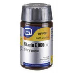 Quest Vitamin E 1000 iu 30 tabs