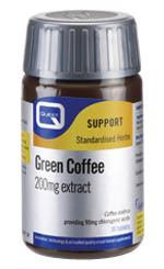 Quest Green Coffee extract 200mg 60 tabs