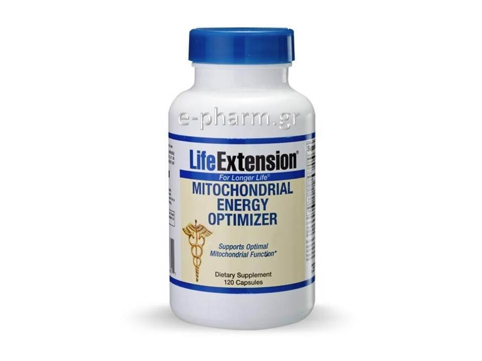 Life extension mitochondrial energy optimizer