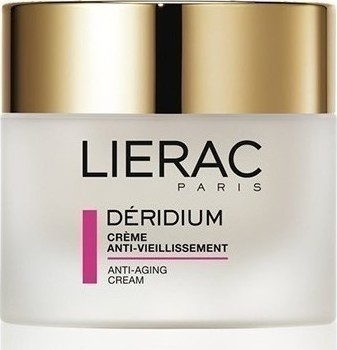 lierac deridium creme hydratante anti vieillissement normal combination skin 50ml. Black Bedroom Furniture Sets. Home Design Ideas