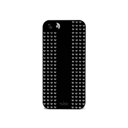 Puro Rock Covers Black (iPhone 5/5s/SE)