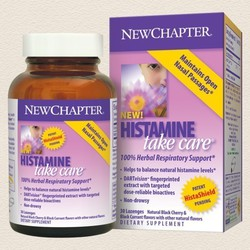 New Chapter Histamine Take Care 30 tabs