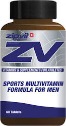 Zipvit Sport - Sports Multivitamin For Men 60 ταμπλέτες