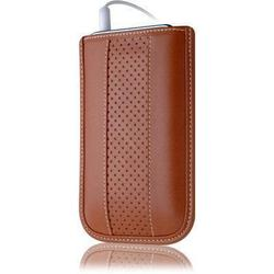 BeyzaCases Road Line Slim Brown (iPod Touch)