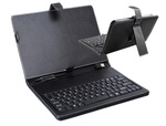 iNOS Flip Leather With Usb Keyboard 8""